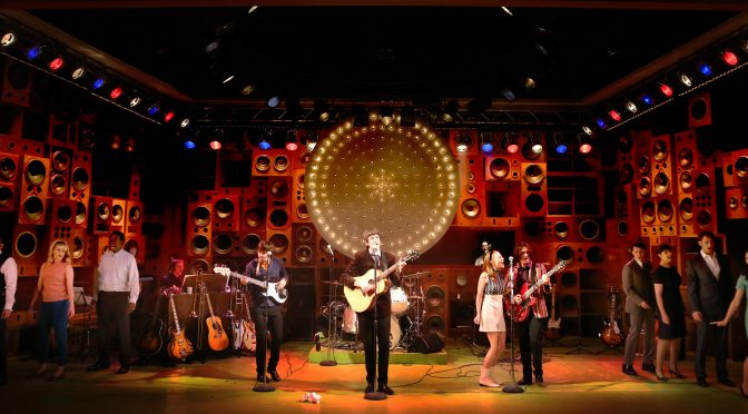"""""""Sunny Afternoon"""" at the Harold Pinter Theatre"""