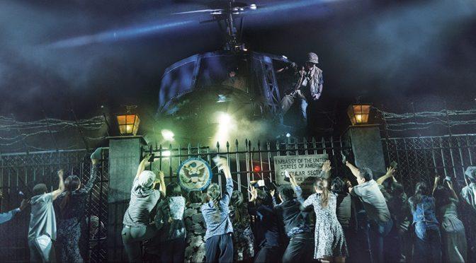 """Miss Saigon"" at the Prince Edward Theatre"