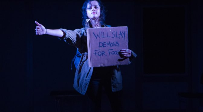 """""""The Chronicles Of Kalki"""" at the Gate Theatre"""