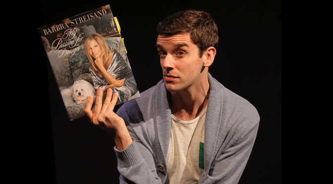 """""""Buyer and Cellar"""" at the Menier Chocolate Factory"""