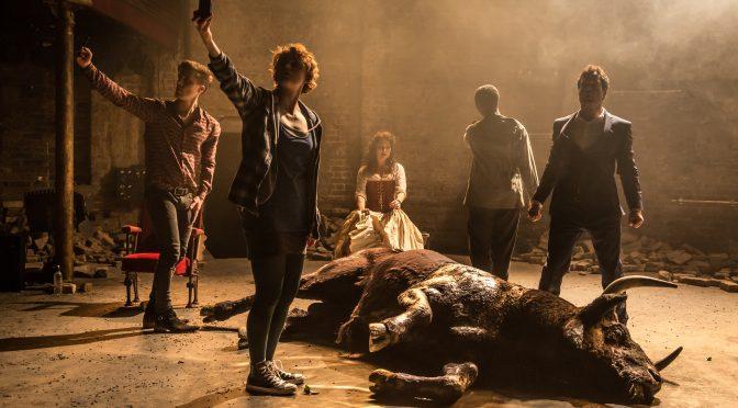 """""""Carmen Disruption"""" at the Almeida Theatre"""