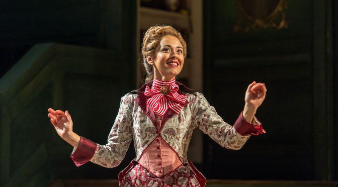 """""""The Beaux' Stratagem"""" at the National Theatre"""