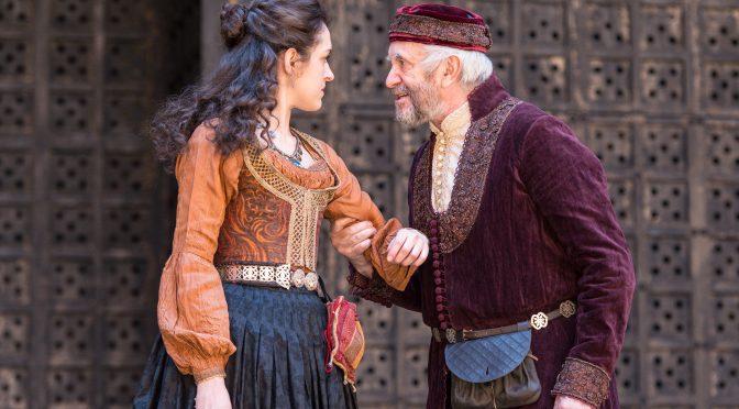 """The Merchant of Venice"" at Shakespeare's Globe"