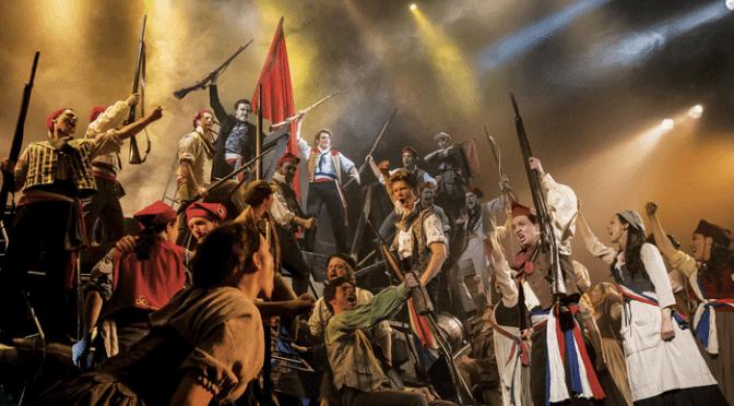 """""""Les Misérables"""" at the Queen's Theatre"""