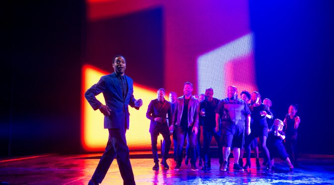 """""""Everyman"""" at the National Theatre"""