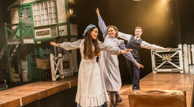 """""""The Railway Children"""" at the King's Cross Theatre"""