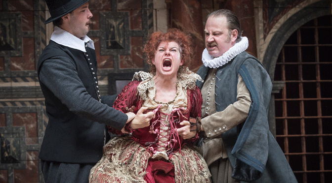 """""""Measure For Measure"""" at Shakespeare's Globe"""