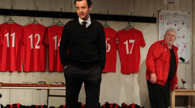 """""""The Red Lion"""" at the National Theatre"""