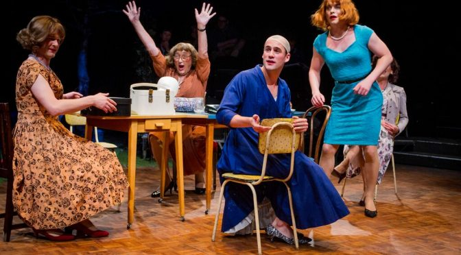 """Casa Valentina"" at the Southwark Playhouse"