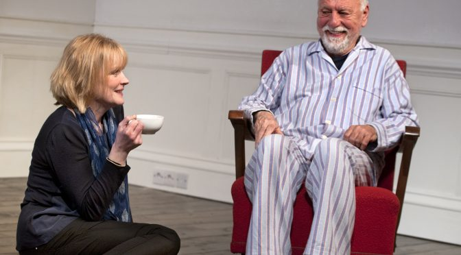 """""""The Father"""" at Wyndham's Theatre"""