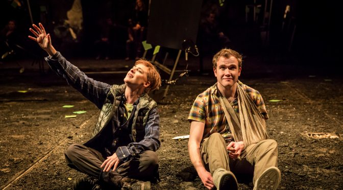 """As You Like It"" at the National Theatre"