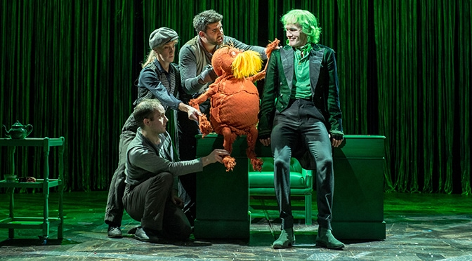 """The Lorax"" at the Old Vic"