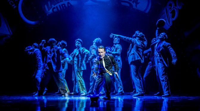 """Guys and Dolls"" at the Savoy Theatre"