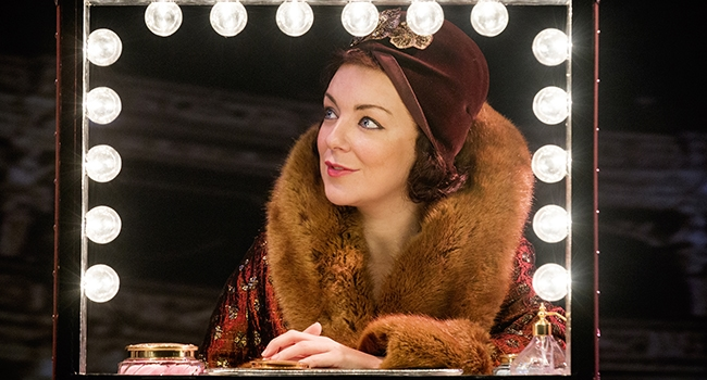 """""""Funny Girl"""" at the Menier Chocolate Factory"""