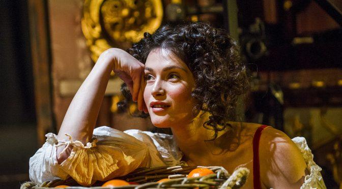 """""""Nell Gwynn"""" at the Apollo Theatre"""