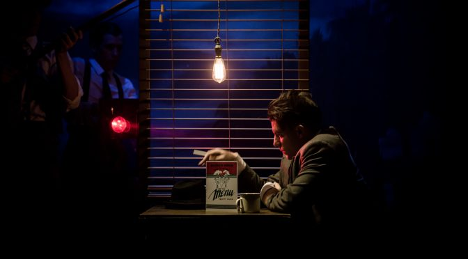 """Hardboiled: The Fall of Sam Shadow"" at the New Diorama Theatre"
