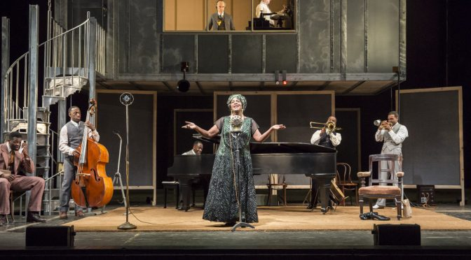 """Ma Rainey's Black Bottom"" at the National Theatre"