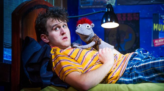 """Hand to God"" at the Vaudeville Theatre"