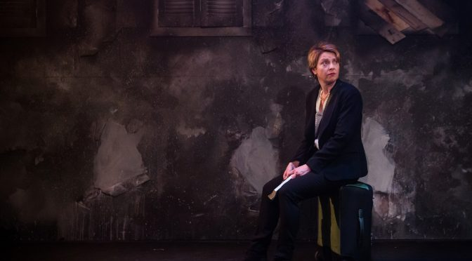 """Down & Out in Paris and London"" at the New Diorama Theatre"