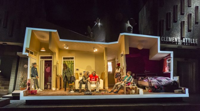 """""""The Suicide"""" at the National Theatre"""