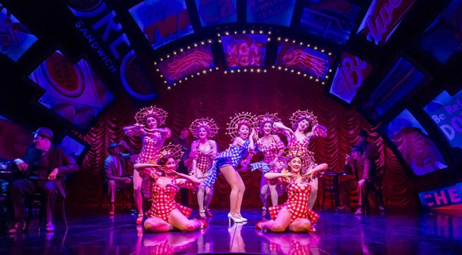 """Guys and Dolls"" at the Phoenix Theatre"