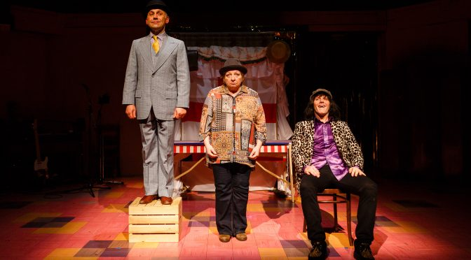 """""""Monster Raving Loony"""" at the Soho Theatre"""