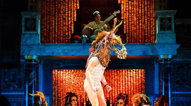 """A Midsummer Night's Dream"" at Shakespeare's Globe"