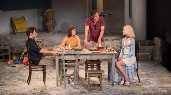 """Sunset at the Villa Thalia"" at the National Theatre"