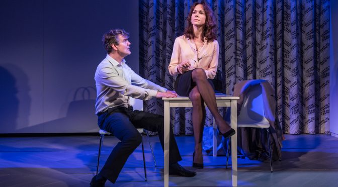 """""""The Truth"""" at Wyndham's Theatre"""
