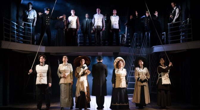 """""""Titanic"""" at the Charing Cross Theatre"""