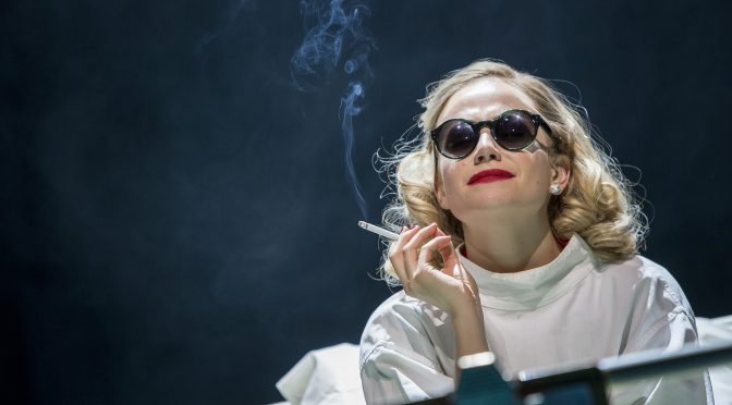 """Breakfast at Tiffany's"" at the Theatre Royal Haymarket"