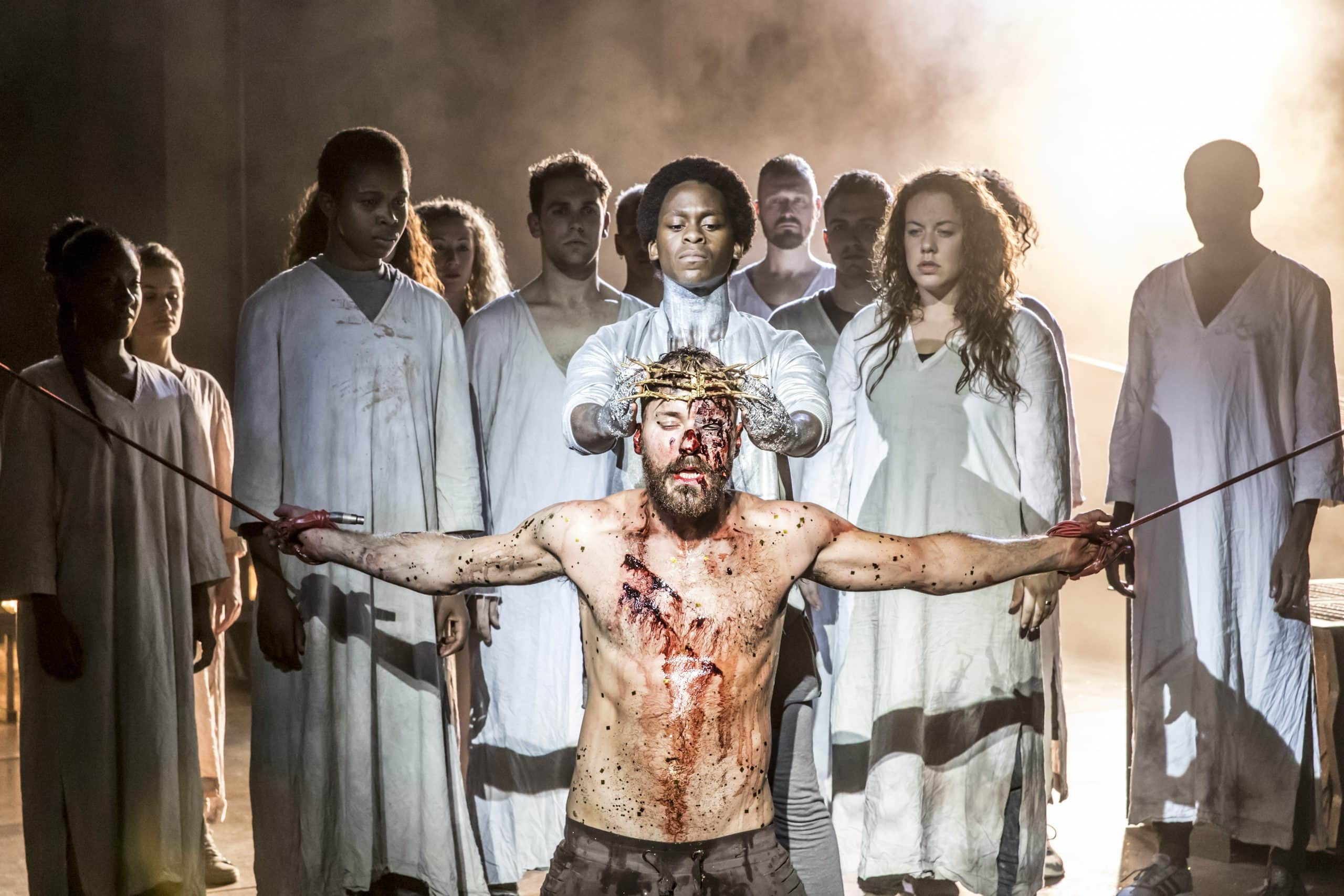 """Jesus Christ Superstar"" at Regent's Park Open Air Theatre"
