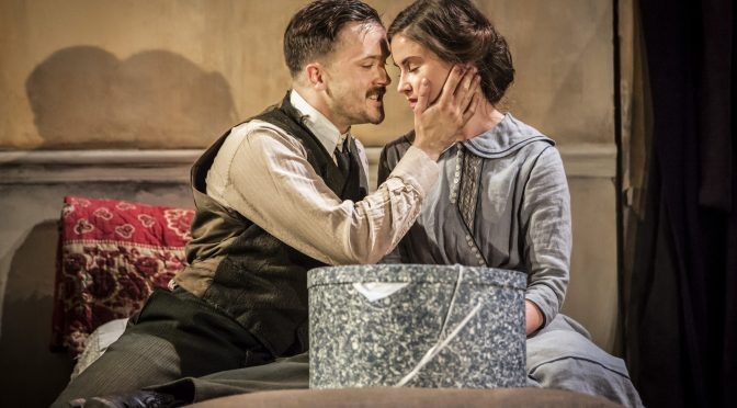 """""""The Plough And The Stars"""" at the National Theatre"""