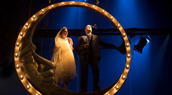 """""""The Threepenny Opera"""" at the National Theatre"""