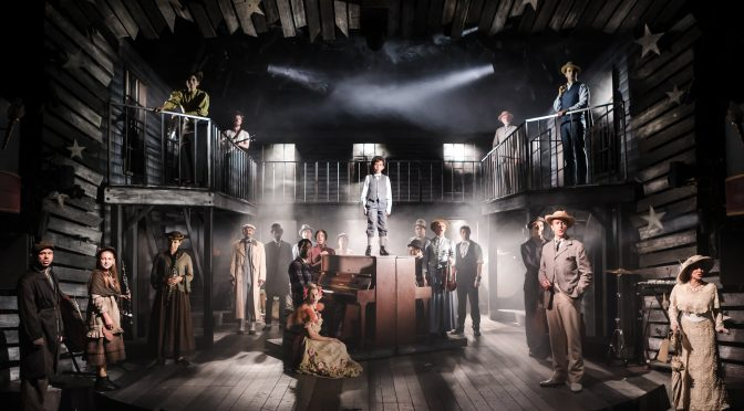 """Ragtime"" at the Charing Cross Theatre"