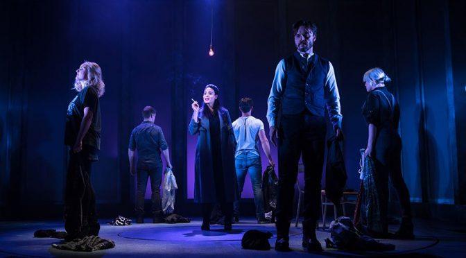 """""""Murder Ballad"""" at the Arts Theatre"""