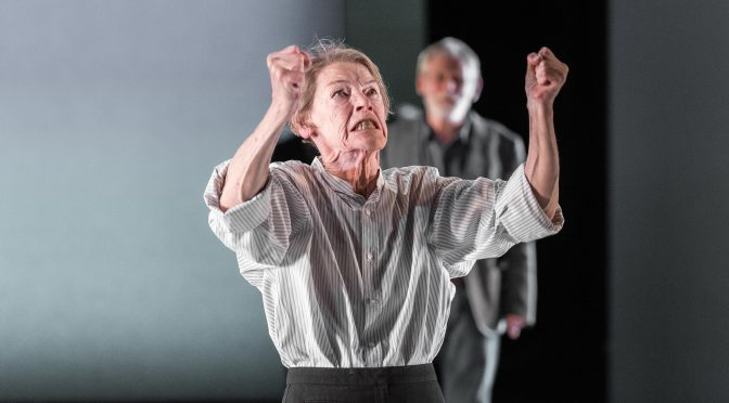 """""""King Lear"""" at the Old Vic"""