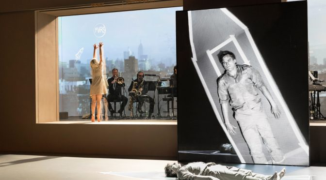 """""""Lazarus"""" at the King's Cross Theatre"""