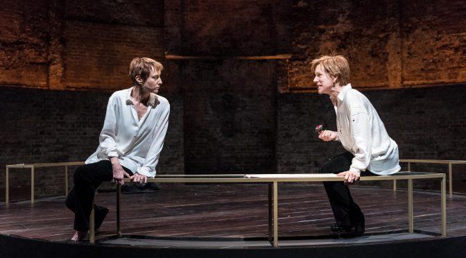 """Mary Stuart"" at the Almeida Theatre"