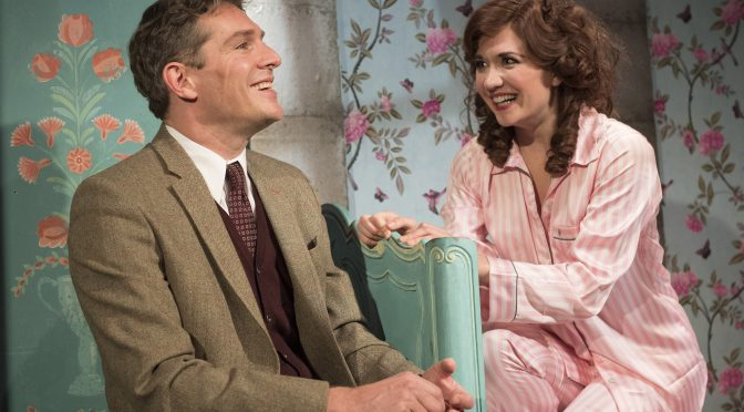 """""""She Loves Me"""" at the Menier Chocolate Factory"""