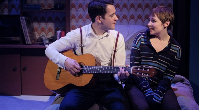 """Promises Promises"" at the Southwark Playhouse"