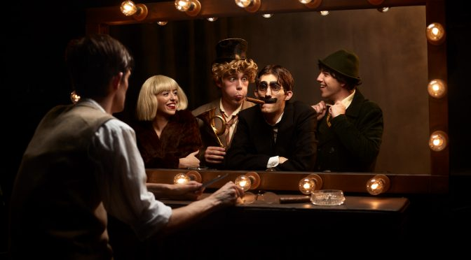 """""""The Doppel Gang"""" at the Tristan Bates Theatre"""