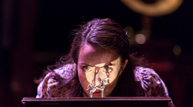 """""""The Glass Menagerie"""" at the Duke of York's Theatre"""