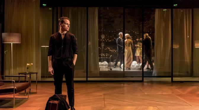 """Hamlet"" at the Almeida Theatre"