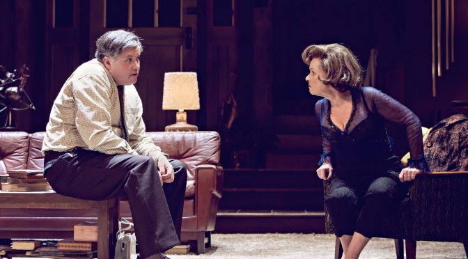 """""""Who's Afraid of Virginia Woolf?"""" at the Harold Pinter Theatre"""