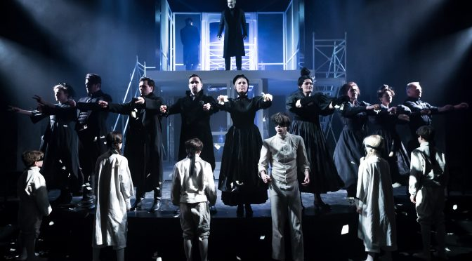 """""""The Braille Legacy"""" at the Charing Cross Theatre"""