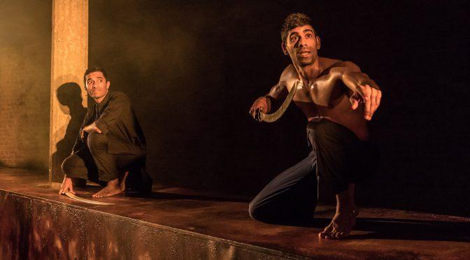 """""""Guards At The Taj"""" at the Bush Theatre"""