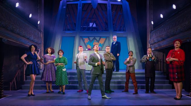 """How To Succeed In Business Without Really Trying"" at Wilton's Music Hall"