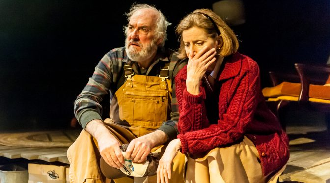 """A Lie of the Mind"" at the Southwark Playhouse"
