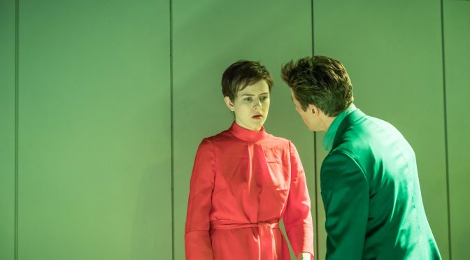 """The Treatment"" at the Almeida Theatre"